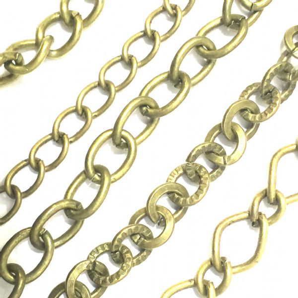 Antique Brass Chains